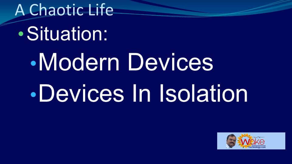 Devices in Isolation