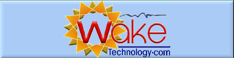 Wake Technology